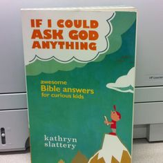 I love this book!!!! It has great simple answers for all those questions!!!