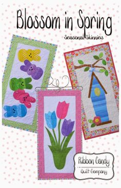 Ribbon Candy Quilt Company