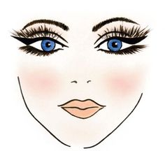 SIXTIES RETRO EYES LOOK |  FACE Skin Primer Matte-It  All-in-One Face Base  EYES Eye Colour – Vanilla Cream, Taupe  Liquid Eyeliner – Black  Carbon Eye Definer – Black  Big & Curvy Mascara – Black  CHEEKS Baked-to-Last Cheek Colour – Coral  LIPS Colourglide™ Lip Colour – Soft Beige