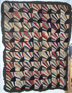 281 Best Fan Fan Quilts Images In 2019 Clamshell Quilt