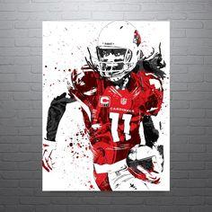 Larry Fitzgerald Arizona Cardinals Poster
