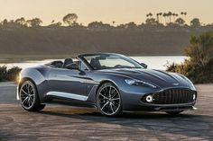 Aston Martin Will Build a Vanquish Zagato Speedster and Shooting Brake - Vida de Luxúria Pagani Zonda, Koenigsegg, Bugatti, Maserati, Aston Martin Vanquish Zagato, Aston Martin Rapide, Aston Martin Vulcan, Aston Martin Db11, Lamborghini Veneno