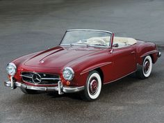 1960 Mercedes-Benz 190 SL roadster                                                                                                                                                                                 Mehr