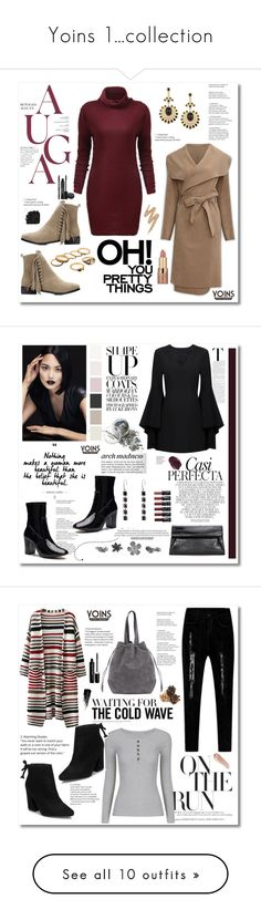 """""""Yoins 1...collection"""" by cindy88 ❤ liked on Polyvore featuring yoins, yoinscollection, loveyoins, Urban Decay, Rodial, tarte, Whiteley, Vera Bradley, Marc Jacobs and NARS Cosmetics"""