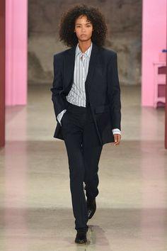 Tibi Fall 2017 Ready-to-Wear Fashion Show - Ariela Soares