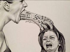 Χειριστικός γονιός: ένας ασυνείδητος συναισθηματικός εκβιαστικός που βασίζεται σε μια θυσία ζωής