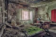 Abandoned Buildings All Around Europe - Imgur