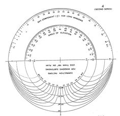 Math and art students can use this printable protractor to