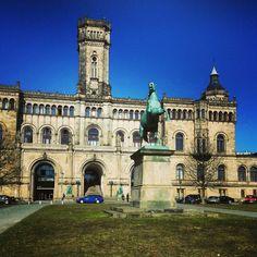 Leibniz-Universität, Hannover