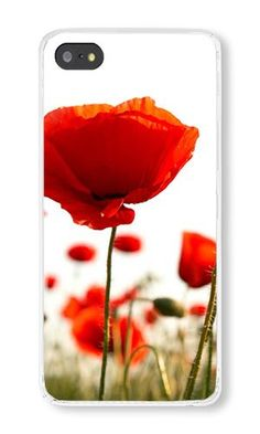 iPhone 5S Case AOFFLY® Red Poppy Clear PC Hard Case F... https://www.amazon.com/dp/B013EGBGJU/ref=cm_sw_r_pi_dp_FupyxbHK9YVKN