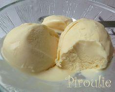 recette glace vanille Pierre herme et gaston Lenotre