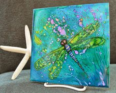 https://www.etsy.com/listing/178577132/hand-painted-original-dragon-fly-tile