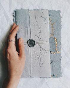 бумага ручной работы @paper.mood и остальные элементы из бумаги от @vera_snigir