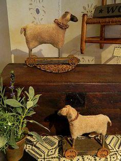 Prim Sheep...