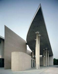 gustav peichl architect Austria