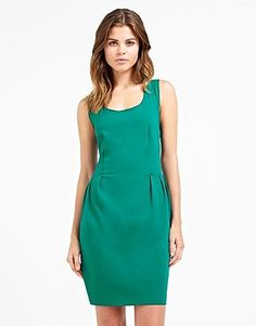 Womens sea green dress from Lipsy - £46 at ClothingByColour.com Green Fashion, Lipsy, Green Dress, Dresses For Work, Dress Online, Cocktail, Japan, Sea, Clothes