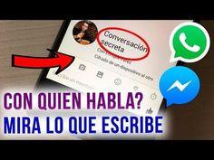 Como Saber Con Quien Habla Tu Pareja En Su Celular 2017!! - YouTube