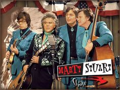 The Marty Stuart Show. Okay, I know this might sound a bit strange, but if you haven't watched this show, you HAVE to. Have to. Seriously.