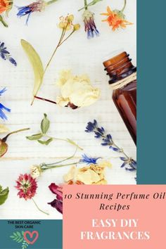 DIY Perfume Oil Recipes