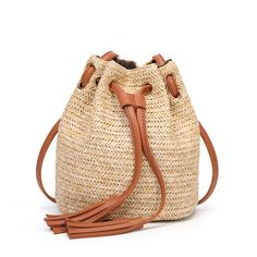 Cotton Linen Beach Bag Weaving Bamboo Bag Wood Tophandle Handbags Ladies Round Straw Bag Moon Shaped Wrapped Bags Color Pink - Source by Round Straw Bag, Round Bag, Straw Handbags, Purses And Handbags, Ladies Handbags, Fashion Handbags, Ladies Bags, Travel Handbags, Leather Handbags