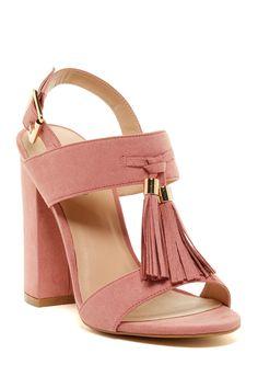 9b1b6167ced Mixx Shuz Alma Chunky Heel Sandal. Shoes World
