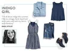 I love the denim sundress and tank top in this collage from a Stitch Fix stylist.  16_05_27_SUM16June_Blog_Stylist's Summer Favorites_05 Wk 4_B1