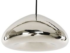 Void Light - Polished Stainless Steel contemporary-pendant-lighting