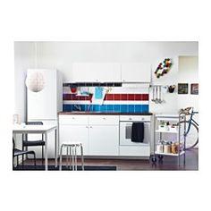 IKEA - HÄGGEBY, Dør, 40x80 cm, , HÄGGEBY er ei moderne, hvit dør med rette linjer. Du får et kjøkken med god kvalitet og design til en lav pris.Melamin er svært slitesterkt og motstår fukt, flekker, riper og støt. Den er enkel å rengjøre.25 års garanti. Les om vilkårene i garantiheftet.Du kan velge å montere døren med åpning til høyre eller venstre.