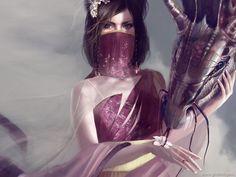 Image for beautiful 3d arabic girl hd wallpaper for laptops – grl0281