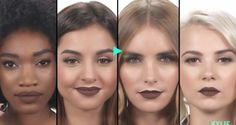 Now you can see what ALL the Kylie Lip Kits look like on your skin tone
