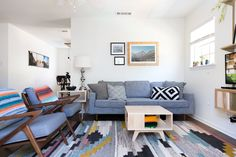 Lara and Adam bought their South Austin home about six months ago.