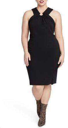 5167f4443c1b3 RACHEL Rachel Roy Prynn Sheath Dress (Plus Size)