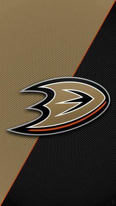 Hockey Logos, Nhl Logos, Hockey Teams, Ice Hockey, Sports Logos, Duck Wallpaper, Ducks Hockey, Anaheim Ducks, National Hockey League