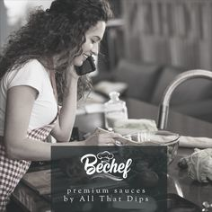 Launching Bechef Sauces, amazingly tasty range of sauces that you can use to either top any dish or to cook with or as marinade.