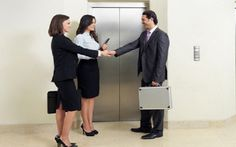 Here are five tips on how to give a great elevator pitch and network like the pros #PR #pitching #press