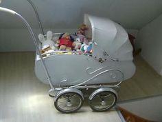 riemersma, mooie oude kinderwagen