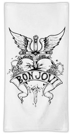 3c5af580 19 Best bon jovi images in 2017   Bon Jovi, Fan tattoo, Tatoo