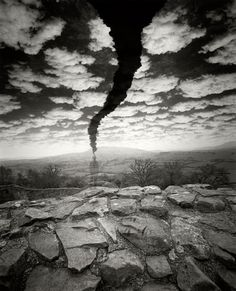 Jerry Uelsmann Forgotten Promise Catherine Couturier Gallery