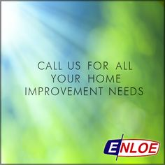 There is something about the springtime that makes people want to do things to spruce up their homes. If you have been wanting to do some home improvements in or around your home, we are here for you. We can help you add value & beauty to your home. Visit us online or call us at  1 803-648-5428 to learn about all our home improvement products & services. http://www.enloeresidential.com/ #HomeImprovementCompanyAugusta #HomeImprovementCompanyCSRA #HomeImprovementCompanyAiken