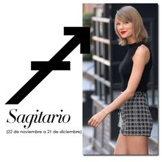 Sagittarius--Taylor Swift Saved from Glamour Spain