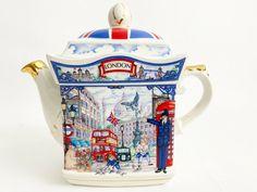 Reg Design No. Brown Betty, China Teapot, Best Of British, Stoke On Trent, Race Day, Old English, Tea Set, London, Teapots
