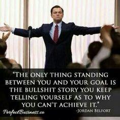 What's you bullshit story?