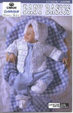 Maggie's Crochet · Baby Basics