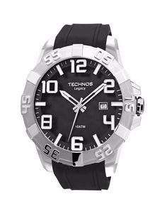 4601fe81316 Relógio Technos Legacy Classic 2315aag 8p