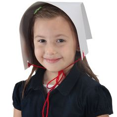 Pilgrim Hats - Girls