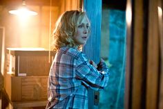 Ep. 4 Trust Me (Bates Motel) Pic 13/13 Later that night, Norma is at Shelby's and the deputy is fast asleep. She quietly makes her way to the basement and finds an empty room. There's no girl. She's conflicted. On the one hand, her new beau doesn't seem caught up in a sex slave ring. On the other hand, it seems Norman is seeing things again... AETV.com