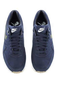 A.P.C. For Nike-Navy Blue Air Max in 6.5 or 37 Euro