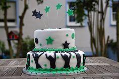 Torta baile Zumba