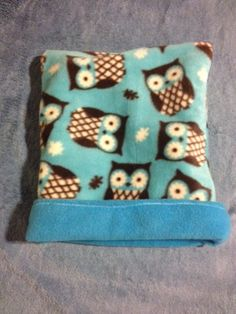Reversible Fleece Hedgie Bag - Hedgehog Central – Hedgehog pet care & owner forum