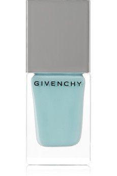 Givenchy Beauty Color-Intense Satin-Brilliance Nail Polish - No. 27 Croisière Aquatique | NET-A-PORTER